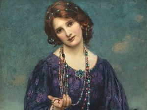 Beautiful Portraits of Women with Beads: 75 Inspiring Images. Livemaster - hecho a mano - handmade.
