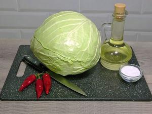 Попробовав хоть раз эту капусту, вы забудете про другие рецепты. Ярмарка Мастеров - ручная работа, handmade.