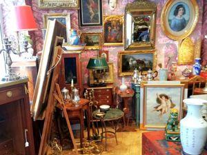 Довиль и его антикварные магазины. Ярмарка Мастеров - ручная работа, handmade.