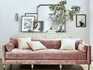 Fashionable Shades of Dusty Rose in Home Interior. Livemaster - handmade