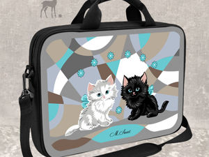 Знакомьтесь: милые котята Sweety kitty!. Ярмарка Мастеров - ручная работа, handmade.