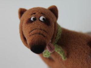 Новый пес Бублик в моем магазине!!!. Ярмарка Мастеров - ручная работа, handmade.