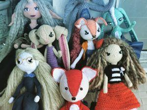 Мои игрушки за 2015 год. Ярмарка Мастеров - ручная работа, handmade.