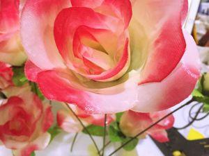 Делаем букет из искусственных цветов. Ярмарка Мастеров - ручная работа, handmade.
