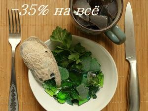 6 и 7 апреля скидки -35% на всё готовое. Ярмарка Мастеров - ручная работа, handmade.