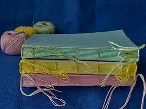 Как подготовить блок с помощью плетения каптала. Ярмарка Мастеров - ручная работа, handmade.