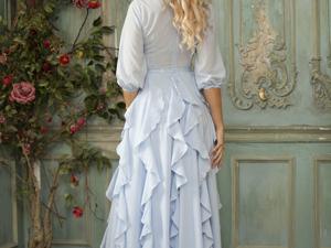 Аукцион на Очаровательное платье! Старт 3000 руб.!. Ярмарка Мастеров - ручная работа, handmade.