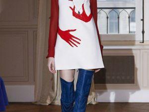 «Дьявол кроется в деталях»: внимательно рассматриваем наряды известных дизайнеров. Ярмарка Мастеров - ручная работа, handmade.