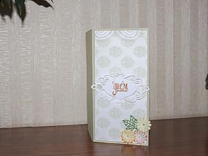 Мк открытка с кармашком для денег. Ярмарка Мастеров - ручная работа, handmade.
