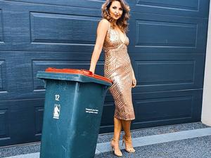 Флэшомб для тех, кому надоело сидеть в пижаме на самоизоляции: поход к мусорным бакам как единственная возможность выгулять лучшие платья. Ярмарка Мастеров - ручная работа, handmade.