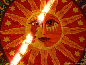 Звезда по имени Солнце!!. Ярмарка Мастеров - ручная работа, handmade.