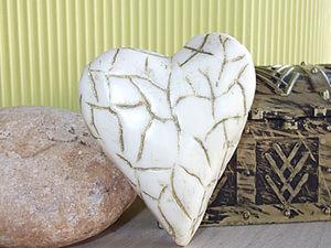 Сердце камушек из мыла. Ярмарка Мастеров - ручная работа, handmade.