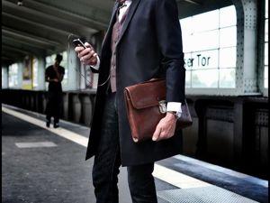 Как выбрать мужскую сумку. Ярмарка Мастеров - ручная работа, handmade.
