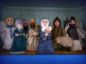 Для тех, кто интересуется вертепными театрами. Ярмарка Мастеров - ручная работа, handmade.