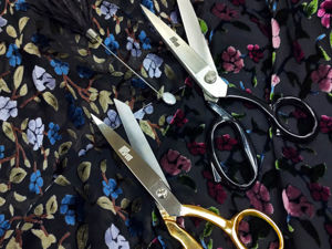 Профессиональные портновские ножницы. Ярмарка Мастеров - ручная работа, handmade.