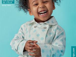 Журнал OTTOBRE Kids № 1/2019г. (весна). Скоро в продаже!. Ярмарка Мастеров - ручная работа, handmade.