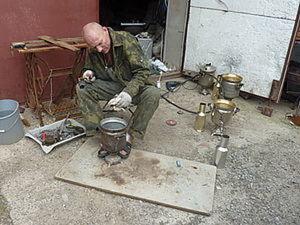 Реставрация самовара. Ярмарка Мастеров - ручная работа, handmade.