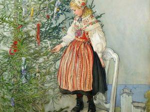 Рождественское Утро. Ярмарка Мастеров - ручная работа, handmade.