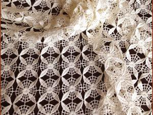 Шьем штору из ткани с крупными ячейками. Ярмарка Мастеров - ручная работа, handmade.