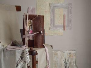 Видео обзор джанкбука  «Барышня Белошвейка». Ярмарка Мастеров - ручная работа, handmade.