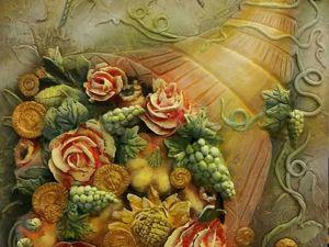 Теперь я точно знаю, какой он Рог изобилия. Ярмарка Мастеров - ручная работа, handmade.