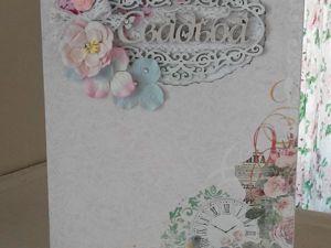 Большая свадебная открытка своими руками. Ярмарка Мастеров - ручная работа, handmade.