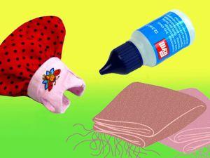 Чем обработать края ткани, припуски на кукольной одежде? Клей для обработки краев ткани. Ярмарка Мастеров - ручная работа, handmade.