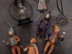Обзор моих работ из коллекции  «Гномы». Ярмарка Мастеров - ручная работа, handmade.