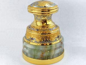 Оснастка печати на подставке  «Оникс» . Златоуст z10806. Ярмарка Мастеров - ручная работа, handmade.