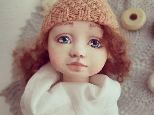 Новая кукла уже в магазине. Ярмарка Мастеров - ручная работа, handmade.