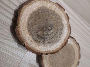 Спилы дерева. Ярмарка Мастеров - ручная работа, handmade.