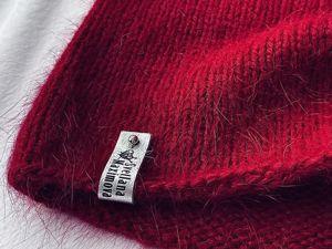 Полезное о шапочках из ангоры. Ярмарка Мастеров - ручная работа, handmade.
