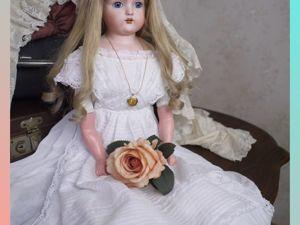 Редчайшая кукла от B&amp&#x3B;P молд 246. Ярмарка Мастеров - ручная работа, handmade.