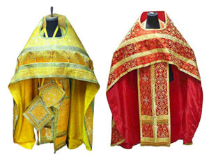 Облачения священников. Символика цвета. Ярмарка Мастеров - ручная работа, handmade.