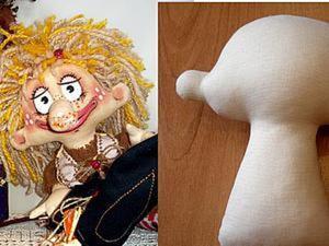 Крепкая шея куклы без заломов. Мой маленький секрет. Ярмарка Мастеров - ручная работа, handmade.