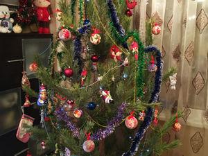 Поздравляю всех с Наступающим Новым годом и Рождеством!. Ярмарка Мастеров - ручная работа, handmade.