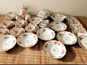 Изумительный чайно-столовый сервиз на 6 персон, Edelstein. Ярмарка Мастеров - ручная работа, handmade.