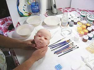 Создание кукол-младенцев реборн. Основные этапы. Ярмарка Мастеров - ручная работа, handmade.