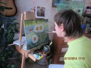 Люблю Я Фотки Как Рисую И Где Живут Картины. Ярмарка Мастеров - ручная работа, handmade.