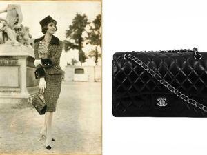 Легендарная сумочка Chanel: от классики до современности. Ярмарка Мастеров - ручная работа, handmade.