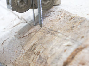 Как сделать «прицел» на ленточный станок для экономичного раскроя доски из массива. Ярмарка Мастеров - ручная работа, handmade.