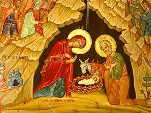 Рождественское чудо или мои работы в храме. Ярмарка Мастеров - ручная работа, handmade.