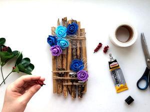 Ключница своими руками. Ярмарка Мастеров - ручная работа, handmade.