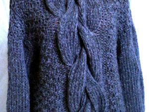 Появился в наличии Нежнейший свитер  «Cloud». Ярмарка Мастеров - ручная работа, handmade.