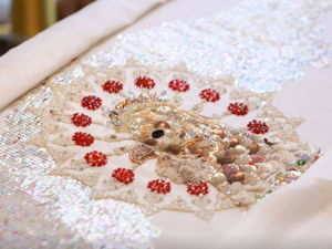 The Art of Luneville Embroidery by Chengyen LEE. Livemaster - handmade