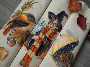 Моя осень. Ярмарка Мастеров - ручная работа, handmade.
