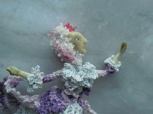Танцовщица. Ярмарка Мастеров - ручная работа, handmade.