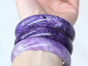 Анонс особенных новинок: браслеты из цельных самоцветов. Ярмарка Мастеров - ручная работа, handmade.