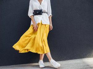 5 причин, почему вам срочно нужно сменить брюки на юбку. Ярмарка Мастеров - ручная работа, handmade.