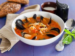 Услада для нутра: горячий сытный суп из риса с мидиями. Ярмарка Мастеров - ручная работа, handmade.